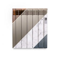 Rointe D Series designer 550 watt electric radiator in multiple finishes