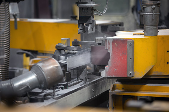 Step 9 - aluminium module manufacturing phase 2