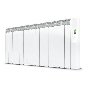 Rointe Kyros 1600 watt electric radiator with 15 heating elements
