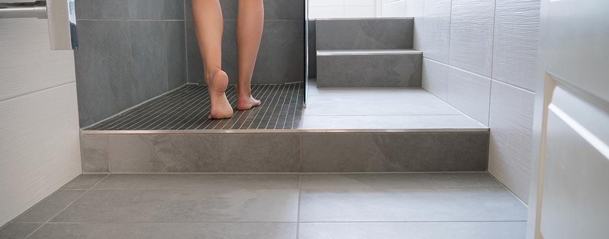 Rointe atria and milos underfloor heating for ceramic or tiled floors