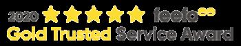 Rointe Feefo reviews badge